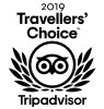Trip Adviser - Travellers Choice 2019