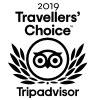 Trip Adviser - Travellers Choice 2019